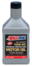 AMO 10w-40 High Performance Synthetic Motor Oil