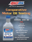 Comparative Motor Oil Testing