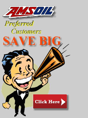 Amsoil Preferred Customers SAVE BIG